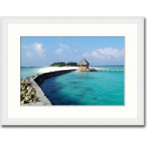 Framed photo prints from digital photos