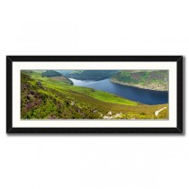Panoramic photo frames - picture framing