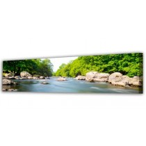 Panorama Pictures onto Canvas