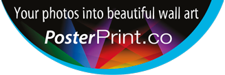 Photo Prints, Posters, Photos onto Canvas, Frames, Poster Print Co