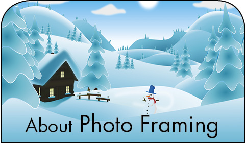 PPhoto framing FAQ