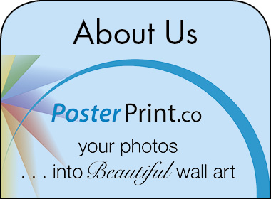 Poster Print - about us